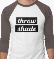 Throw Shade Men's Baseball ¾ T-Shirt