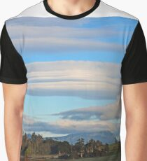 Layers of Cloud Graphic T-Shirt