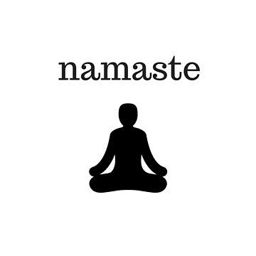 Namaste by IdeasForArtists