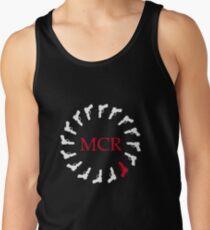 My Chemical Romance Gun Merchandise Tank Top