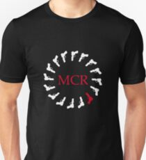 My Chemical Romance Gun Merchandise Unisex T-Shirt