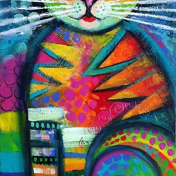 Lovely Kitty by karincharlotte