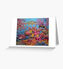 Sulawesi Reef Greeting Card