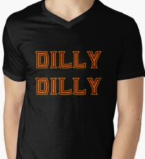 DILLY DILLY - Florida State Men's V-Neck T-Shirt
