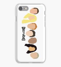 Scrub Heads iPhone Case/Skin