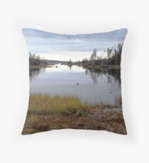 It's Mine, All Mine.... Throw Pillow