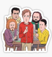 Guys of Silicon Valley  Sticker