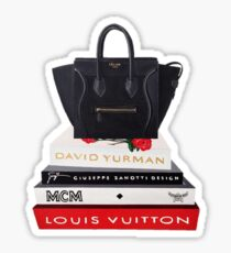 Designer Bag Fashion Art  Sticker