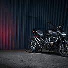 Ducati Diavel Turbo by Jan Glovac Photography