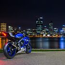 Yamaha YZF-R6 by Jan Glovac Photography