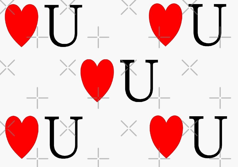 Love (Heart) U by C J Lewis