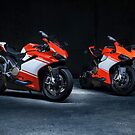 Ducati 1299 & 1199 Superleggera by Jan Glovac Photography