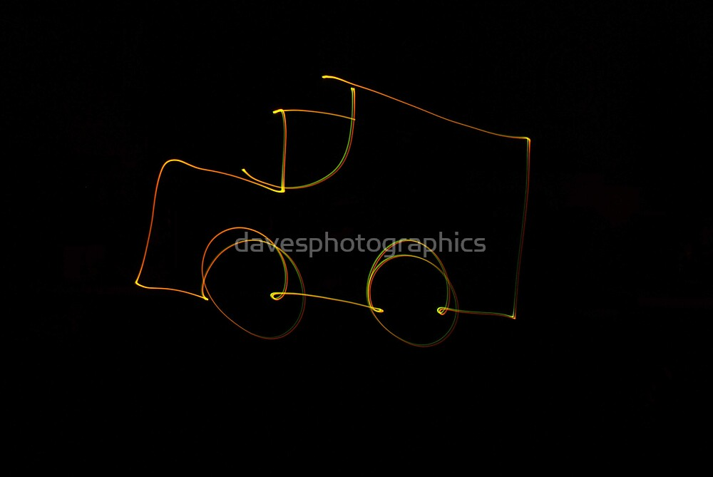 Night car by davesphotographics