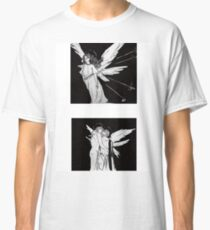 Lovers in a Different Plane Classic T-Shirt
