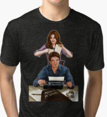 Murder He Wrote Tri-blend T-Shirt