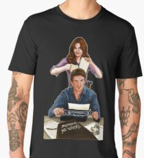 Murder He Wrote Men's Premium T-Shirt