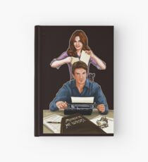 Murder He Wrote Hardcover Journal
