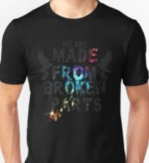 hollywood undead - we are from broken parts new logo tour dates 2017 Unisex T-Shirt