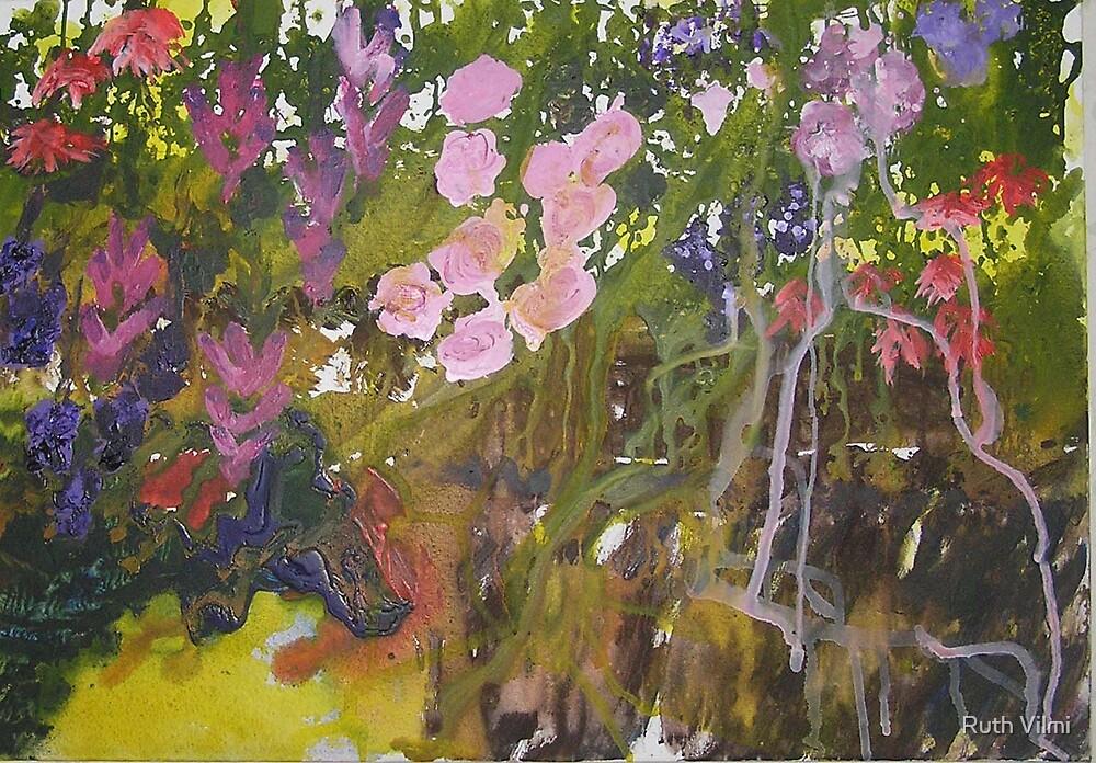 Secret Garden by Ruth Vilmi