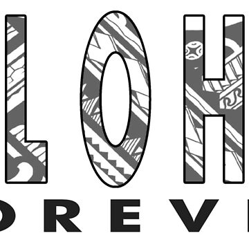ALOHA FOREVER by Juniorwerks