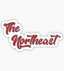 The Northeast Sticker