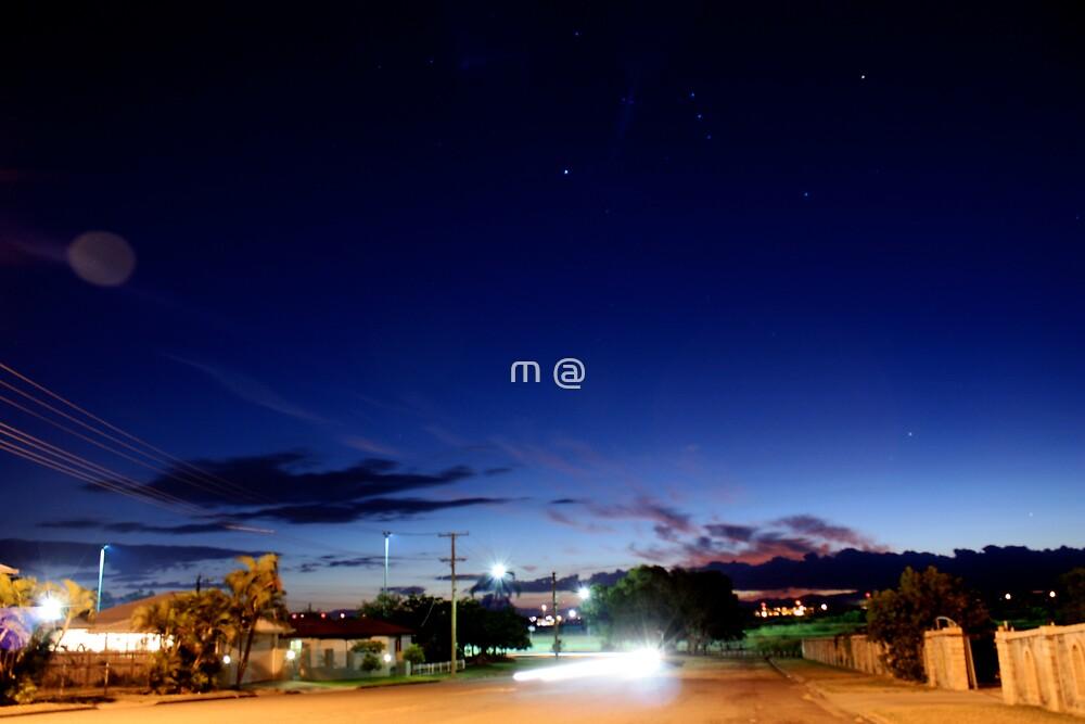Corner Burst by The Mattmosphere