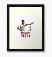 Achorate Peru Framed Print