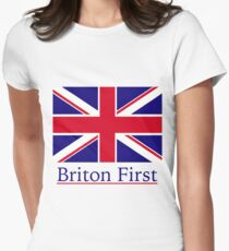 Briton First  Women's Fitted T-Shirt