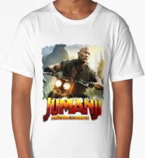 Jungle Game Long T-Shirt
