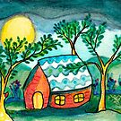 Home Sweetest Home by meloearth