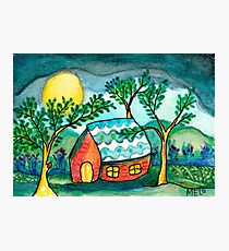 Home Sweetest Home Photographic Print
