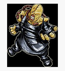 Nemesis: Resident Evil Photographic Print