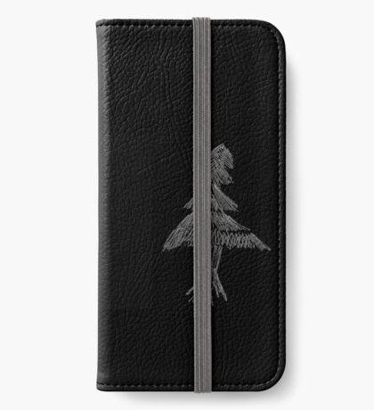 Scratch Tree iPhone Wallet