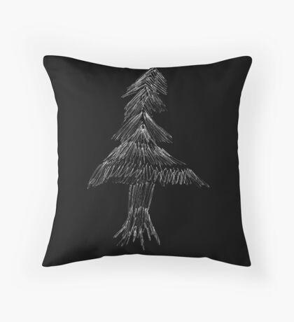 Scratch Tree Floor Pillow