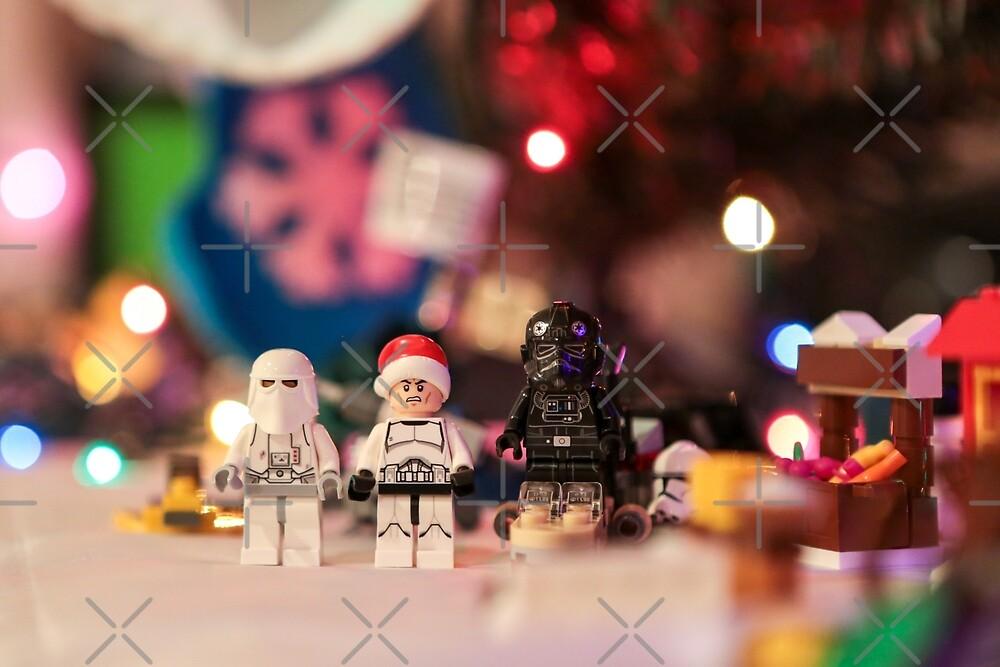 Star Wars Christmas by garykaz