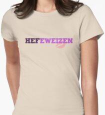 Hefeweizen Kiss Womens Fitted T-Shirt