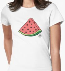 Weedmelon Women's Fitted T-Shirt
