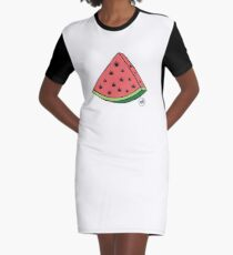 Weedmelon Graphic T-Shirt Dress