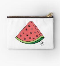 Weedmelon Zipper Pouch