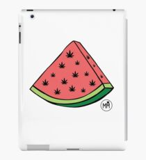 Weedmelon iPad Case/Skin