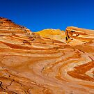 Valley of Fire, Fire Wave by photosbyflood