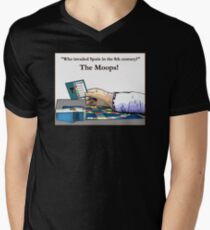 The Bubble Boy V-Neck T-Shirt