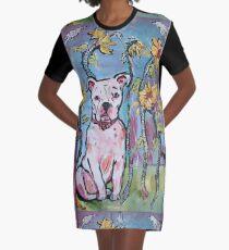 Libby  Graphic T-Shirt Dress