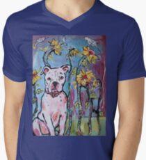 Libby  Men's V-Neck T-Shirt