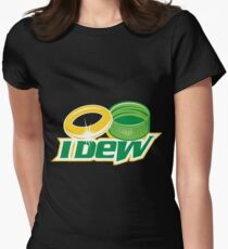 iDew Women's Fitted T-Shirt