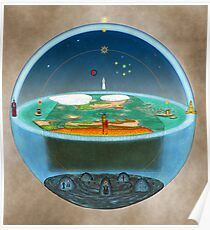 The Cosmology of Glorantha Poster