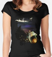 Firefly Sky Women's Fitted Scoop T-Shirt