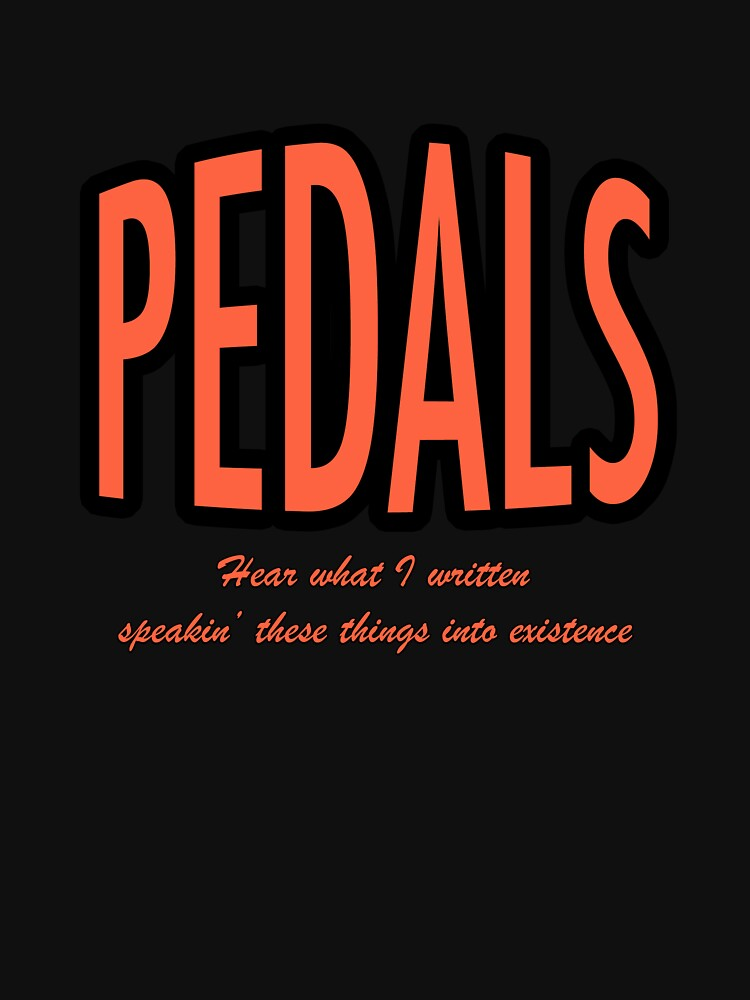 PEDALS 2017 Album Merchandise by theboyj