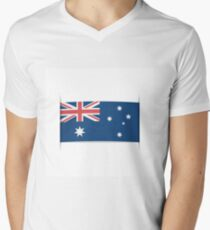 Flag of Australia. Element for infographics. T-Shirt