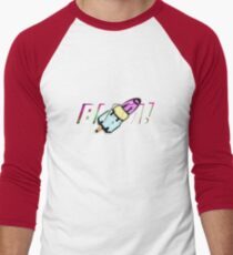 blam rocket lolly Men's Baseball ¾ T-Shirt